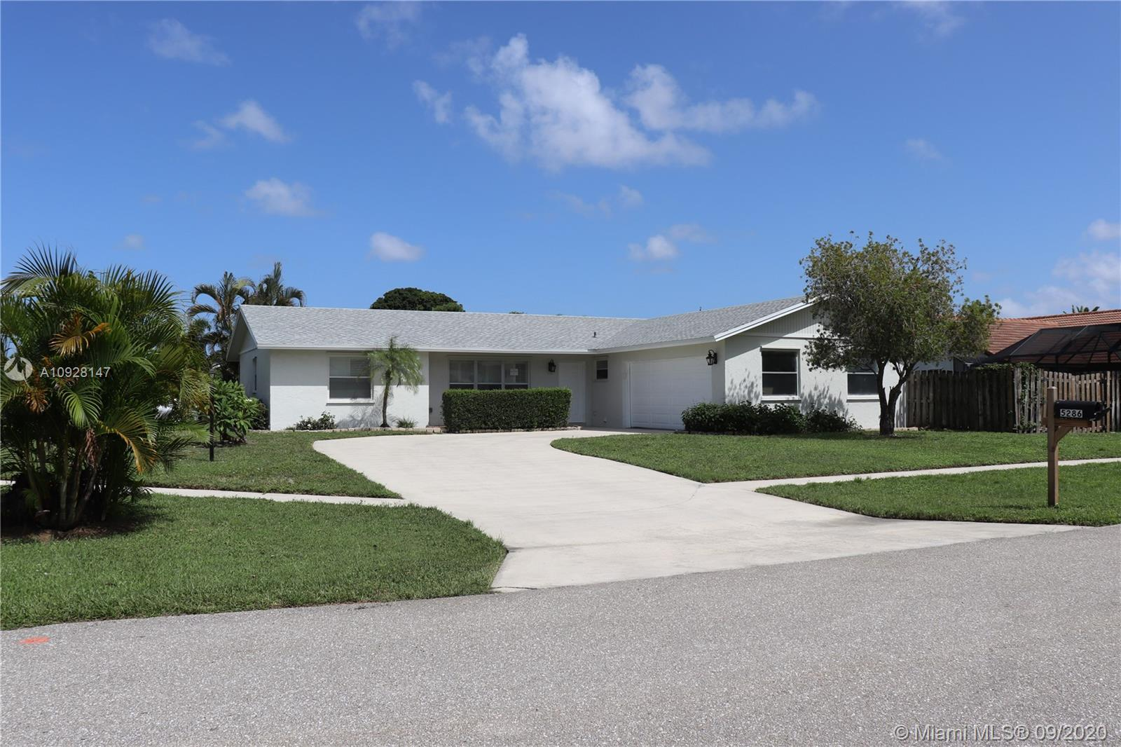 For Sale: Sitting on a big corner lot in great neighborhood, this property is a must see!  Remodeled