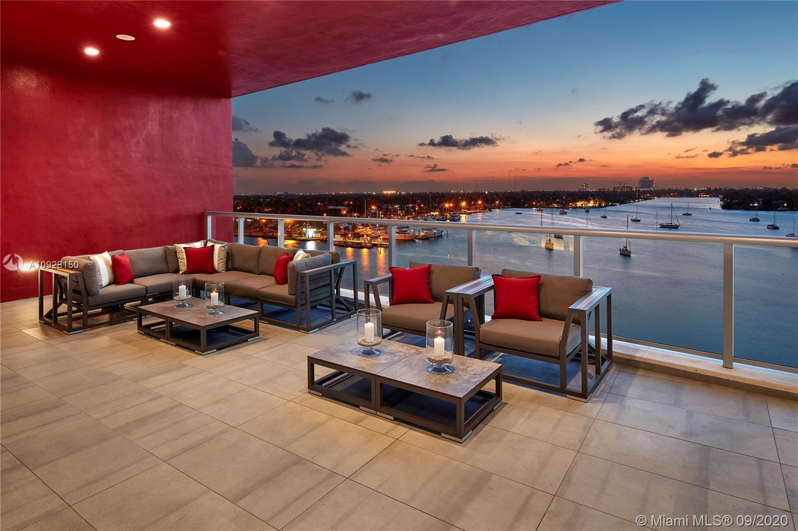 A GREAT INVESTMENT OPPORTUNITY - HIGH ROI - FULLY FURNISHED. W/ PARTIAL OCEAN VIEWS. LUXURY LIVING.