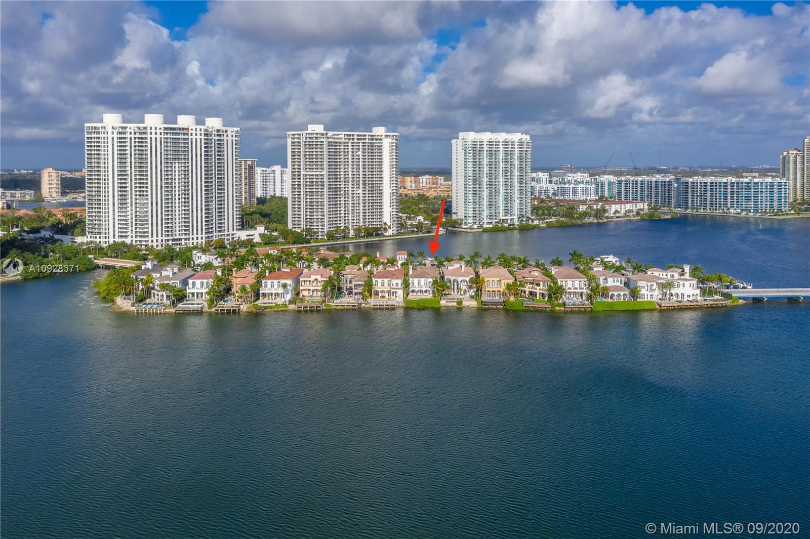 ISLAND ESTATES *** 100 FEET DOCK SPACE AVAILABLE *** HOME COMES WITH A 55' DOCK SPACE **** THIS IS T