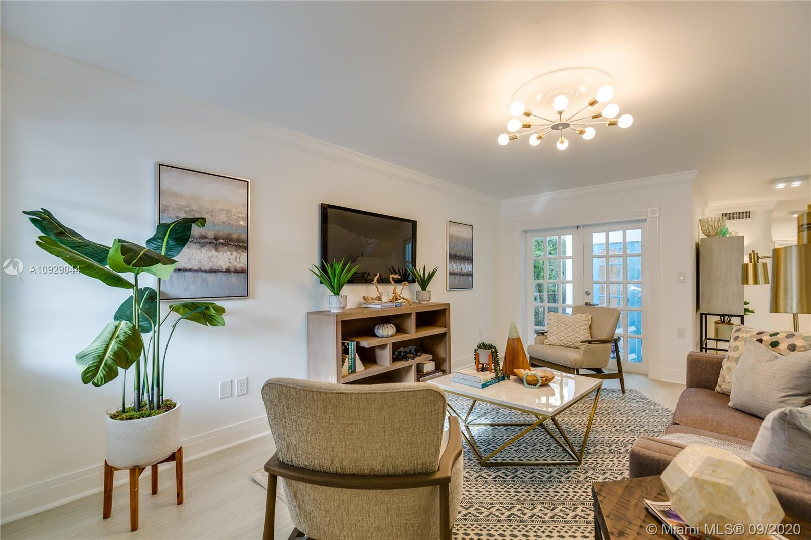 Step into this brand new modern tropical town home and take your clients breathe away! Everything ha