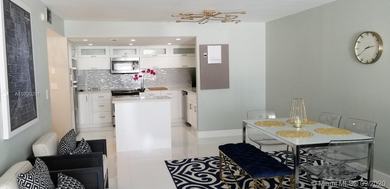 Amazing fully remodeled condo 2 blocks from the beach. Partial ocean view from your balcony. Beautif