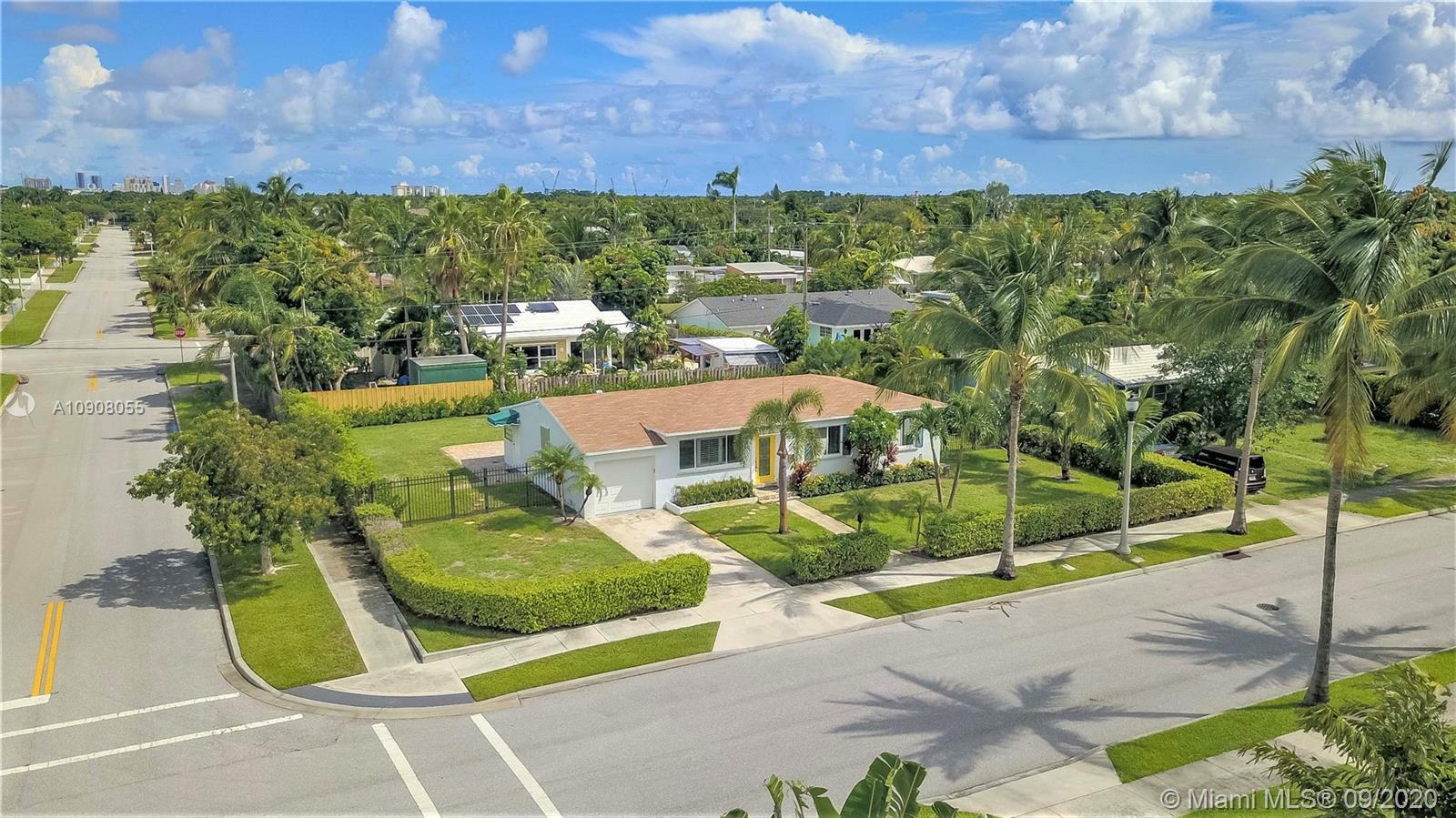 Come and view this cozy home on the corner lot in desirable Palm Beach Southside area, a few blocks