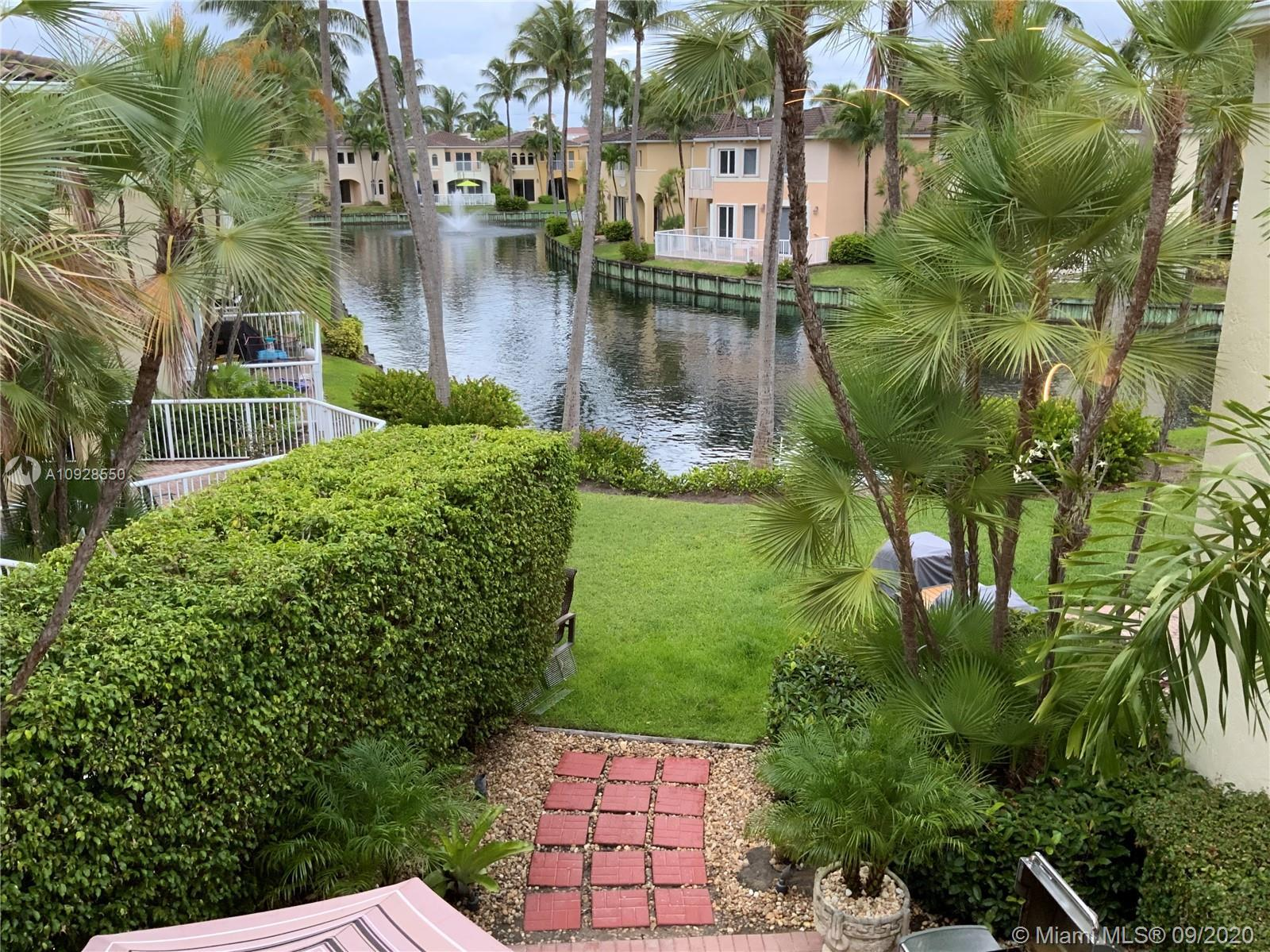 Rare opportunity to own a premium 70' waterfront & 4 car driveway lot. Ample guest parking surronds