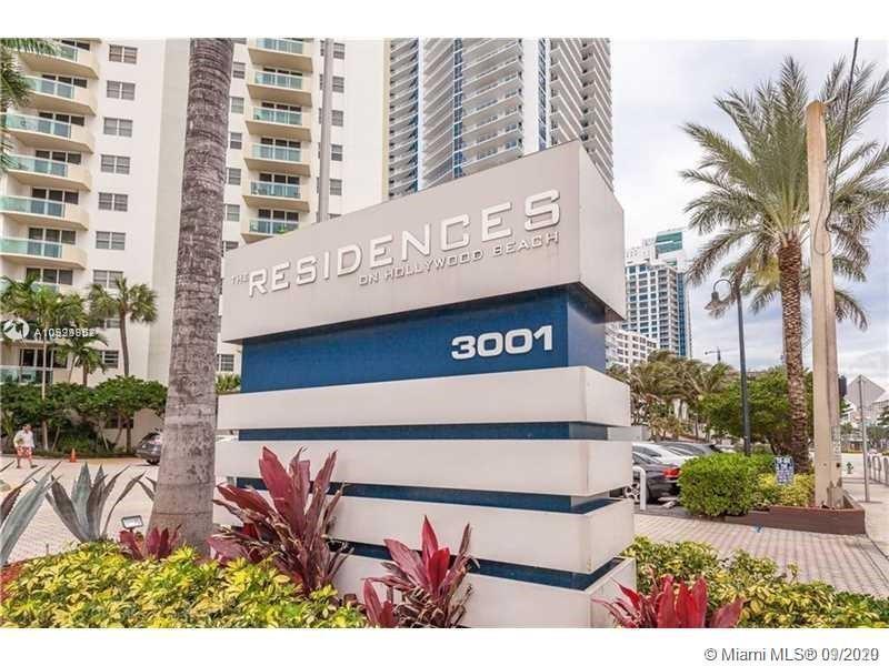 For savvy investors, bright, spacious two-bedroom condo in resort-style beach front condominium. Ten