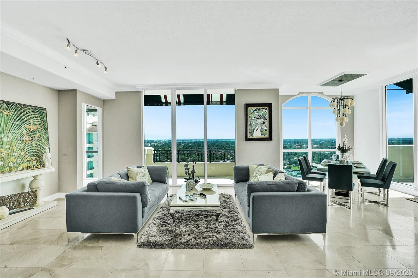 "This is your Dream Penthouse at the Prestigious & Sophisticated   ""The Symphony"". Directly on The Ne"