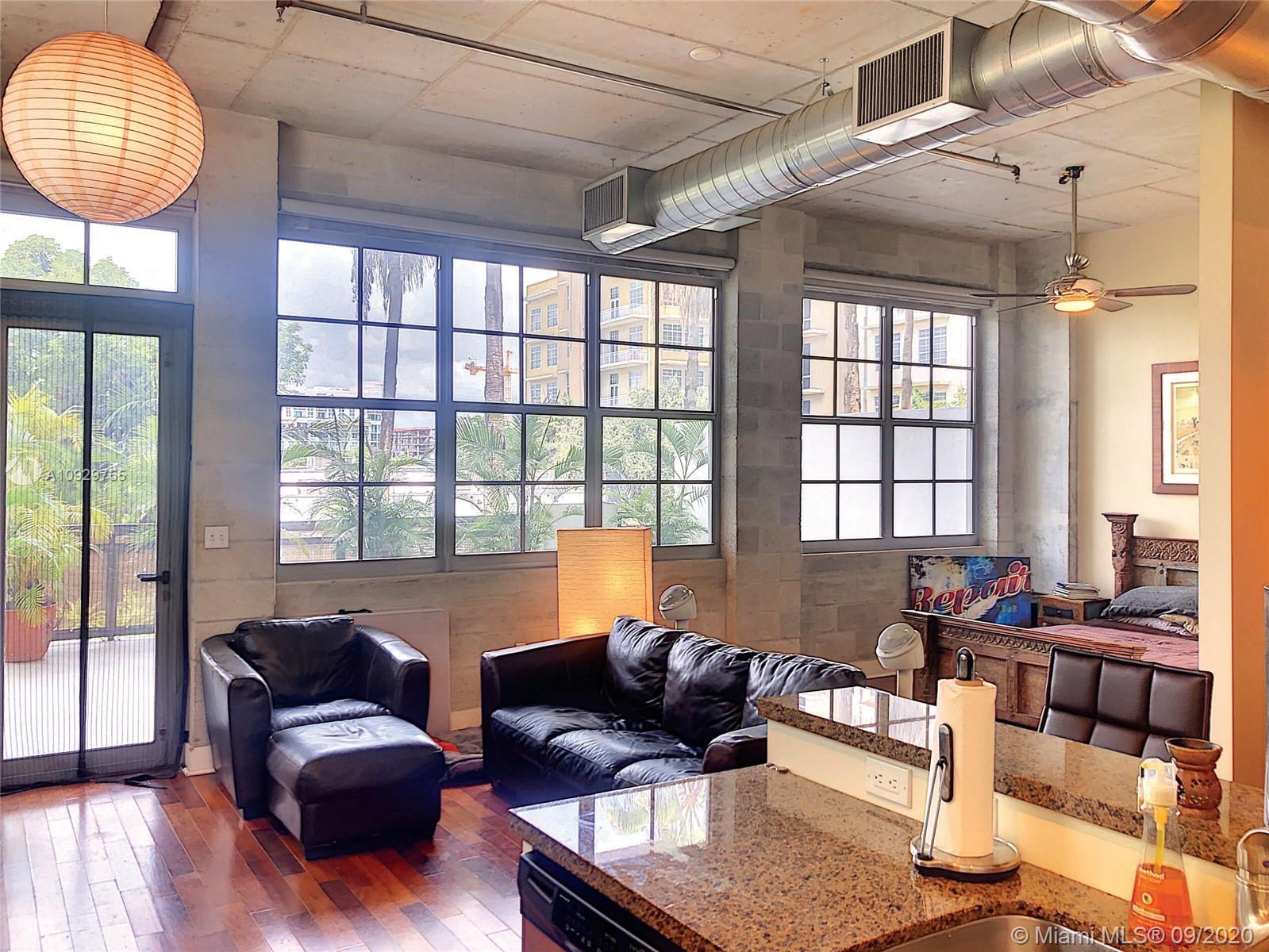 Luxury New York-style loft.  Unique opportunity in Fort Lauderdale!