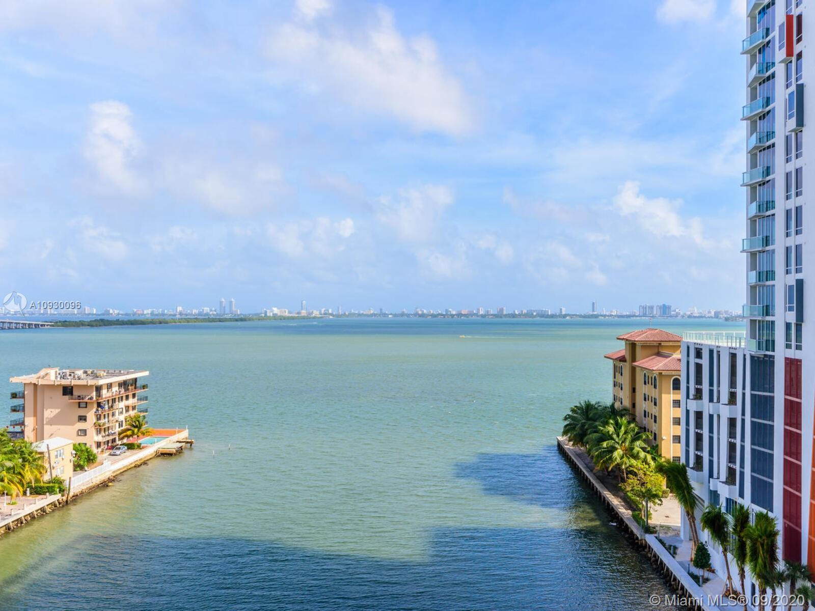 Spectacular Bay View from this 2 BED unit at ICON BAY located in the heart of EDGEWATER just north o