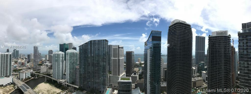 Reach at Brickell City Centre Most anticipated project. Wrap around balcony, embracing the City skyl