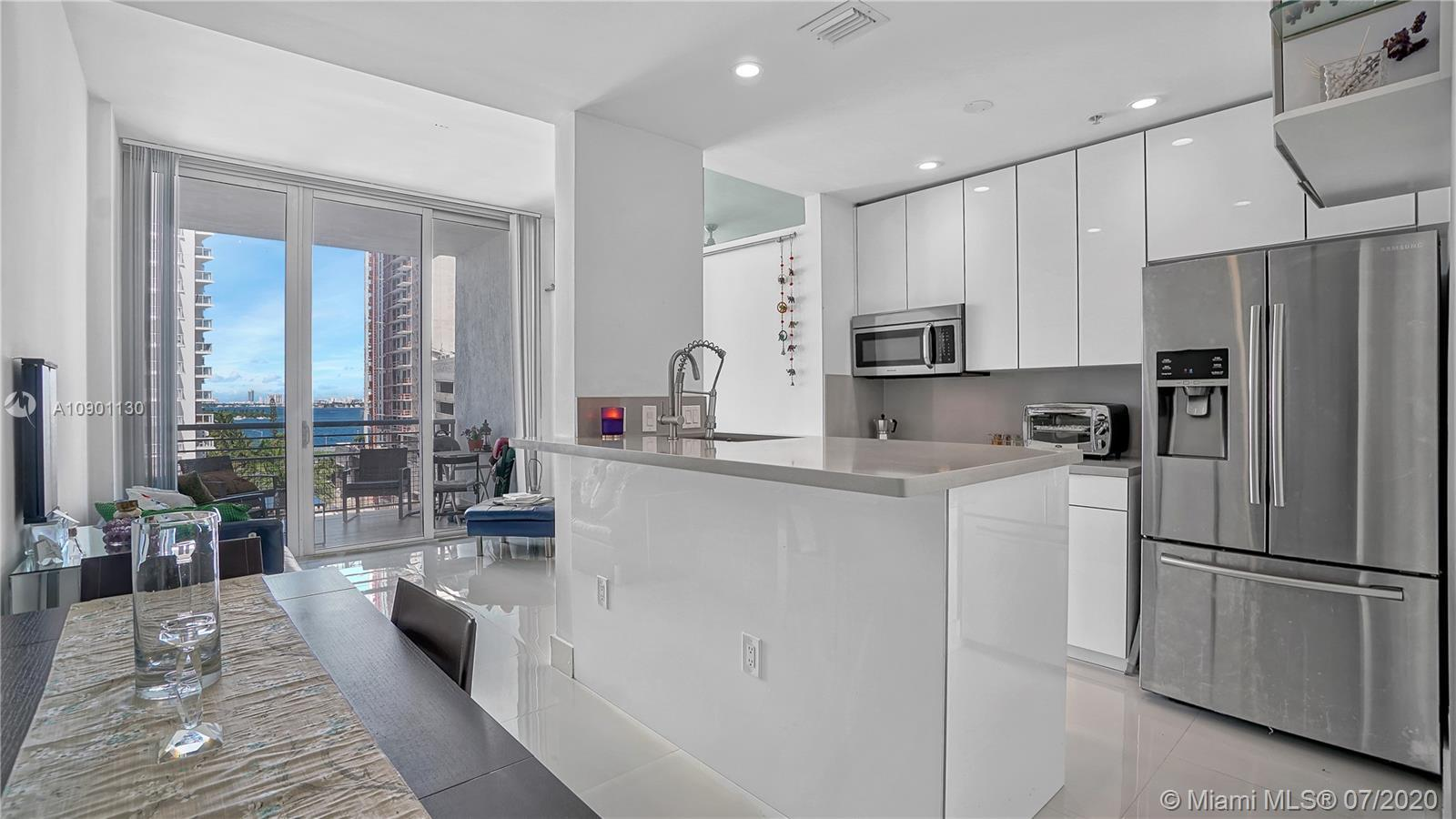 A Great Value with water views! Come see one of the lowest priced condos in Downtown Miami's Edgewat