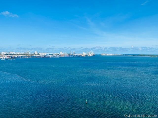 Breathtaking unobstructed bay views from this unique 3 bed 3 bath condo; 2 units combined into 1 for