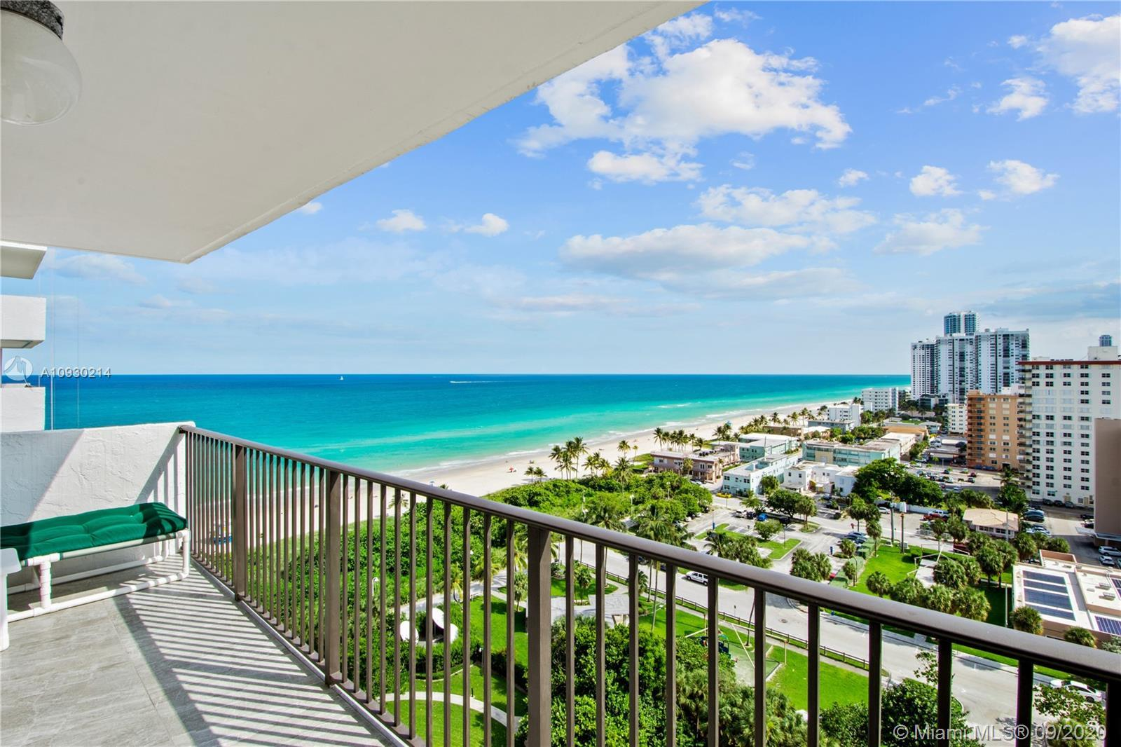 NESTLED BETWEEN THE OCEAN AND THE INTRACOASTAL, THIS 2-BEDROOM, 2 BATH CONDO HAS BEEN COMPLETELY REM