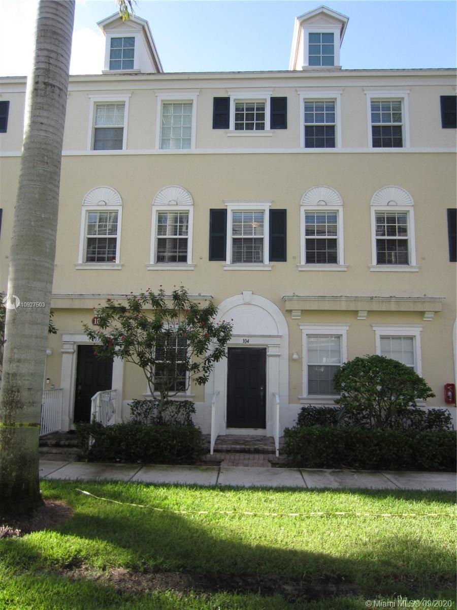 BEAUTIFUL 2 BR 2 1/2 BA TOWNHOME WITH BONUS ROOM ON FIRST FLOOR WHICH COULD BE USED AS A OFFICE/DEN/