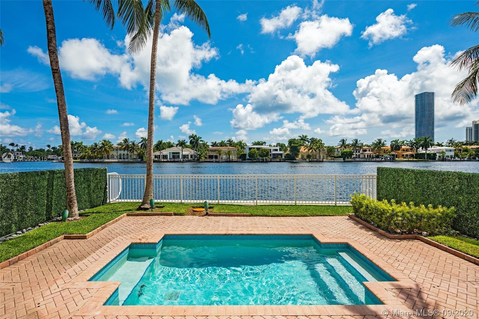 Rarely available & highly sought after! Beautiful intracoastal facing townhouse in Porto Vita, Avent