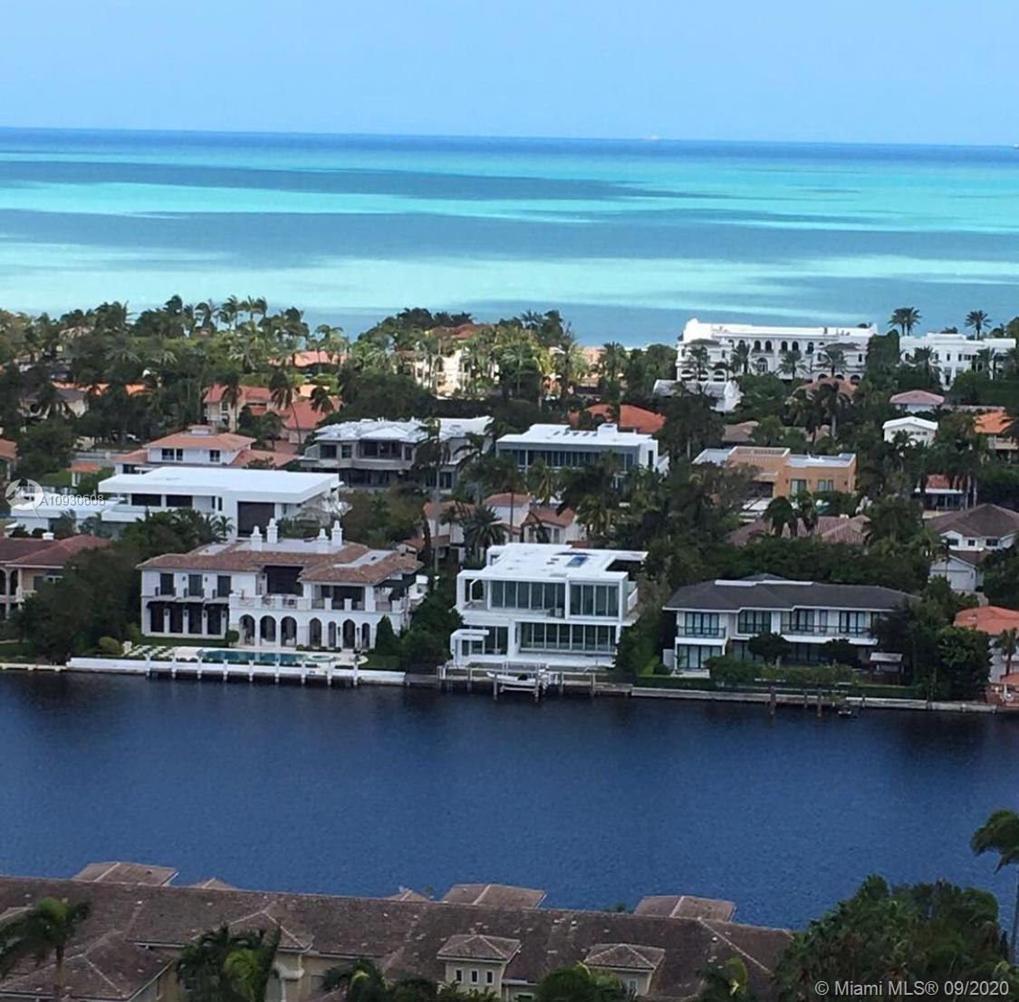 Jaw dropping views from this totally remodeled and professional unit at desired Atlantic ll. Open ki