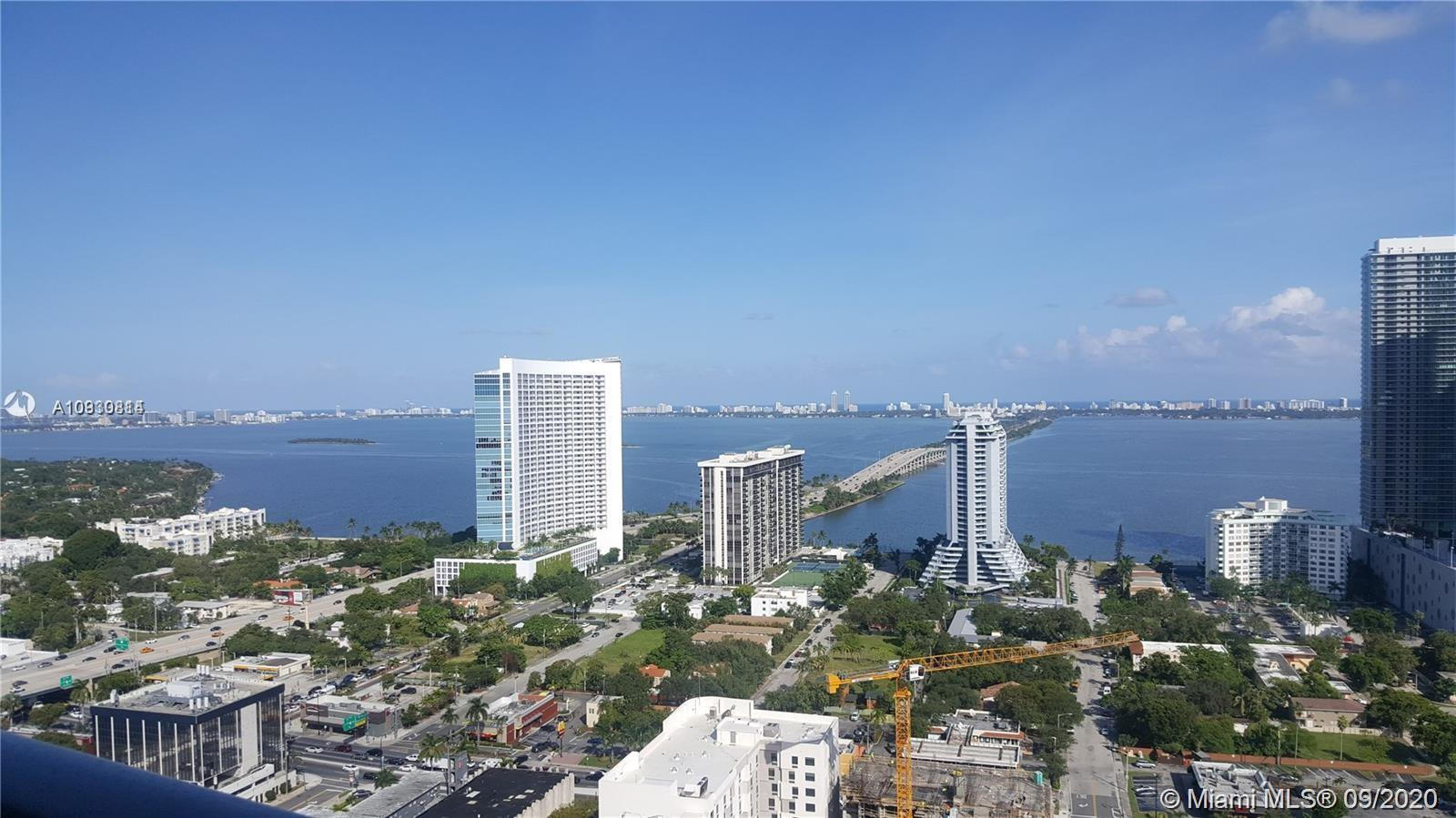 MARVELOUS NEW 1 bedroom 1.5 baths plus Den, NEW FURNITURE. Impeccable Residence with BEAUTIFUL WATER