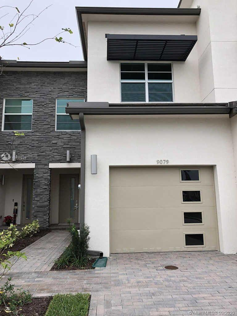 Andalucia New Gated Community offers Contemporary Style.Absolutely Stunning Townhouse, ,Features 3 b