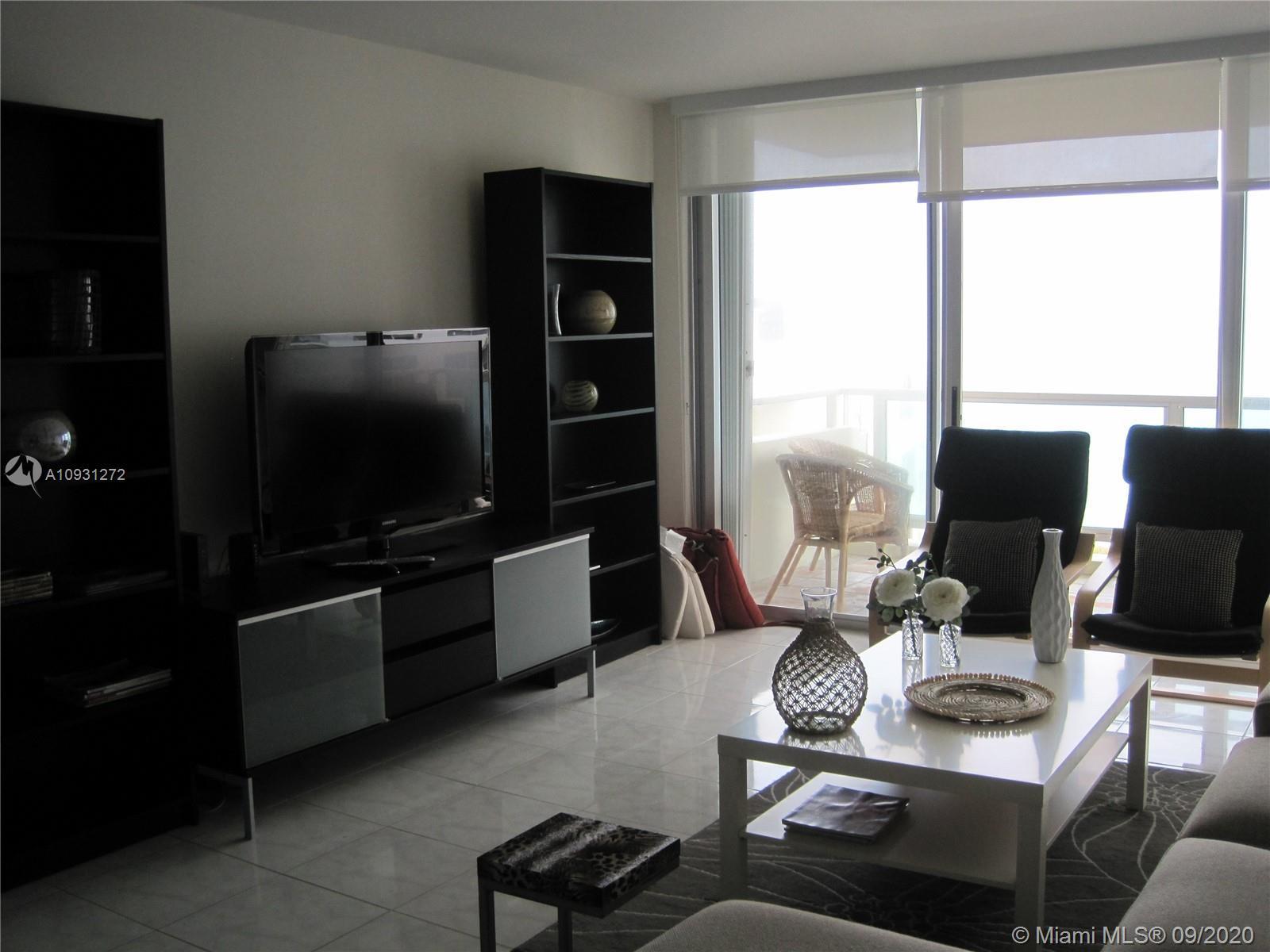 2 Bedroom - 2 baths at prestigious Seacoast 5151 Condominium in Miami Beach Millionaire's Row; Full