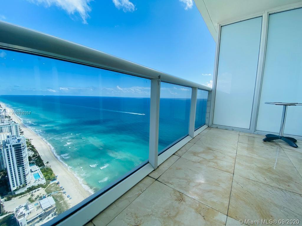Unique opportunity to own an Upper Penthouse Condo at Beach Club 2 in Hallandale Beach with breathta