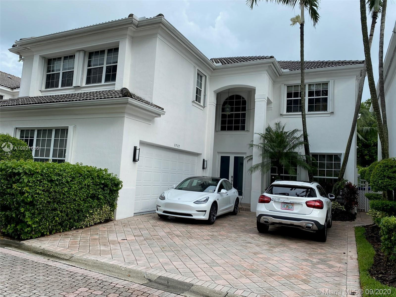 Enjoy living in the most Exclusive Gated Community in Aventura. This modern, spacious home offers al