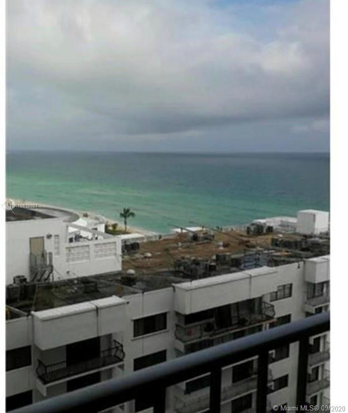 Great Investment !!! Beautiful ocean front apartment steps away from the beach.  Great amenities  s
