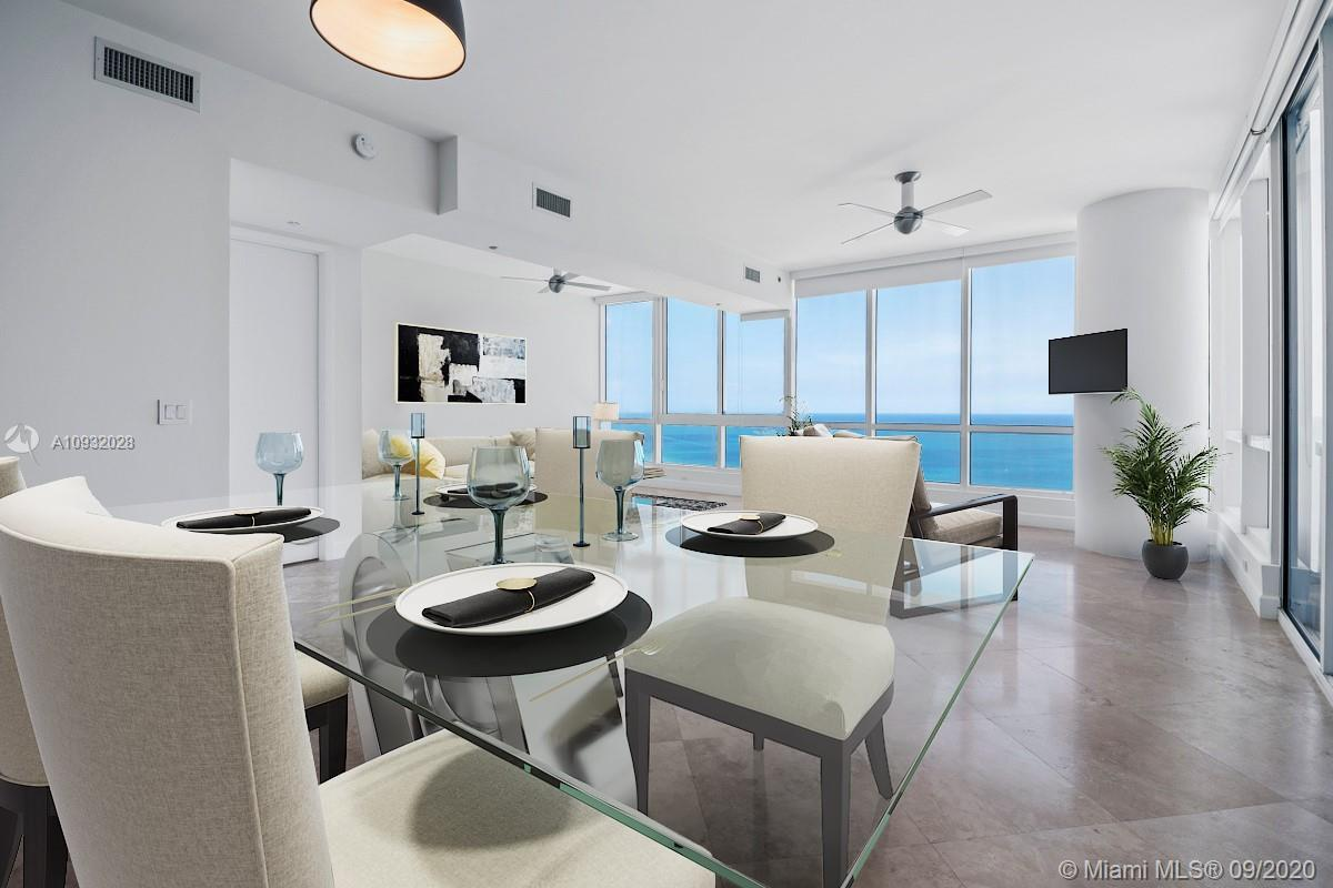 Incredible and rare opportunity to indulge in a luxury retreat on the highest floor below the pentho