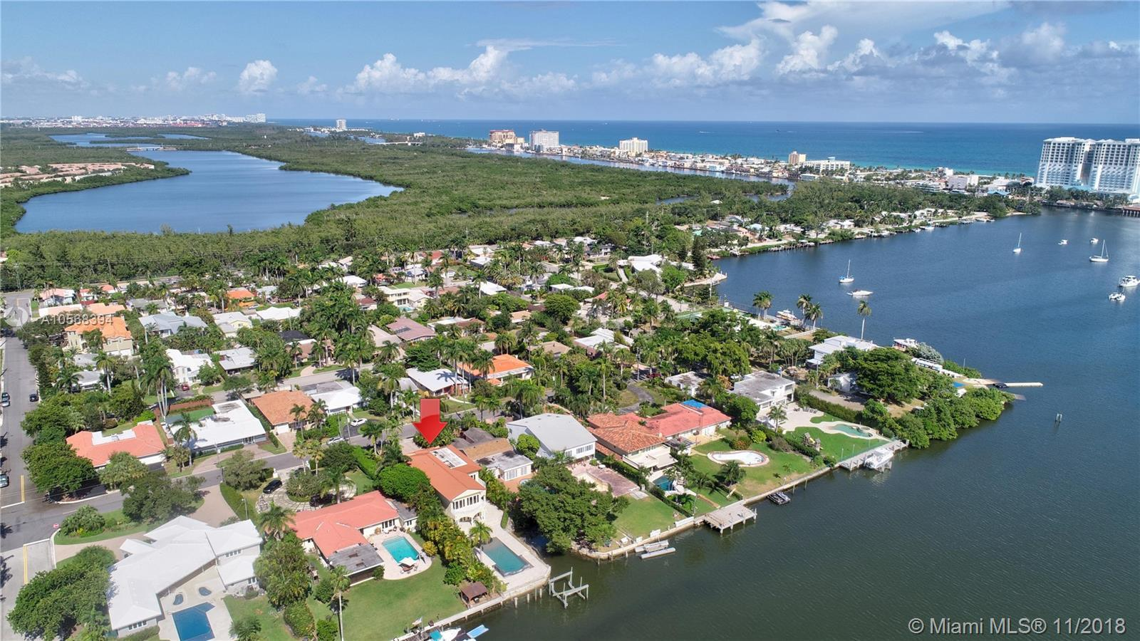 Incredible opportunity to live on the water w/ no fixed bridges and ocean access. Architecturally de