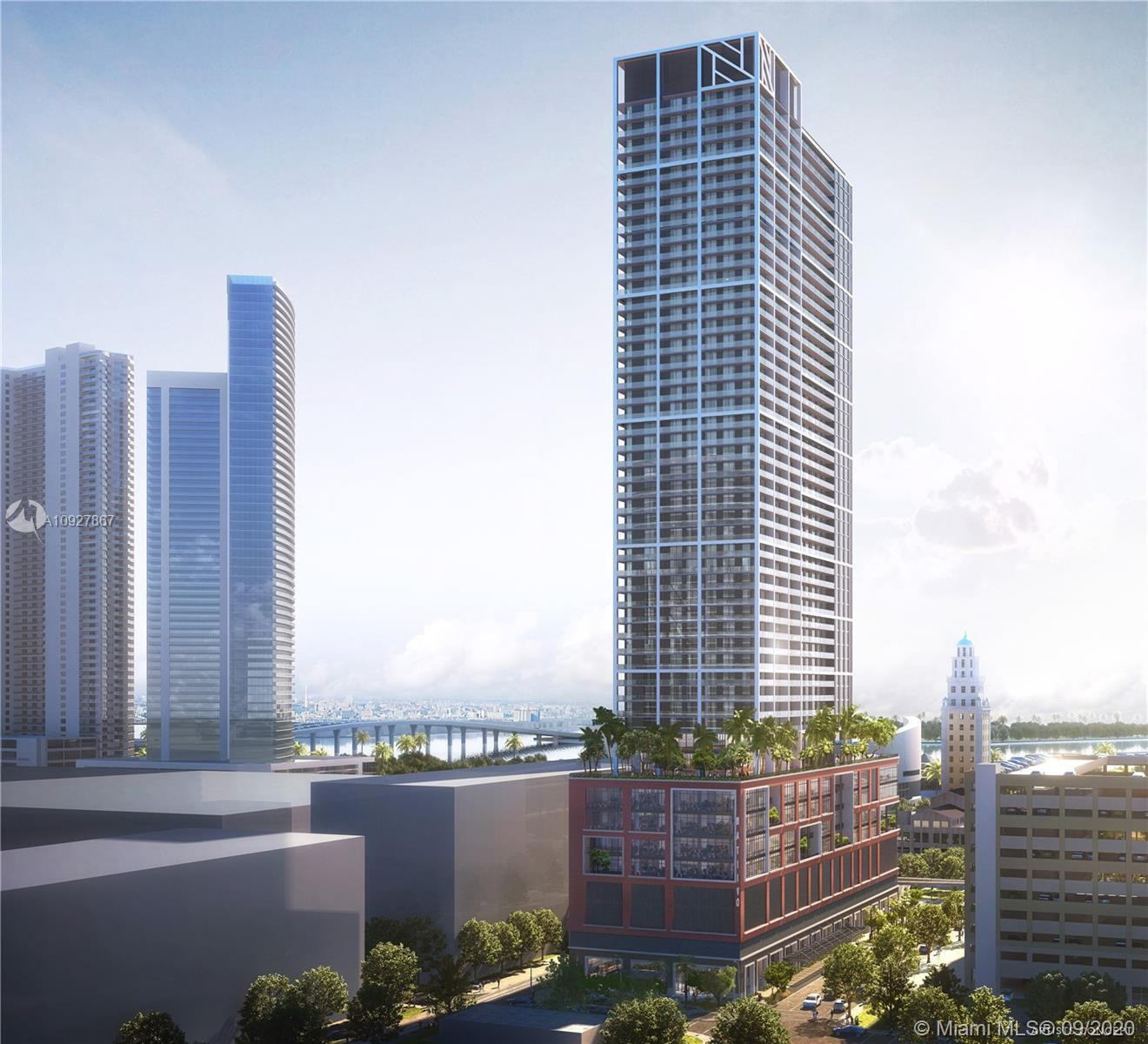 **PRE-CONSTRUCTION** Natiivo Miami is the first purposely designed, built and licensed building for