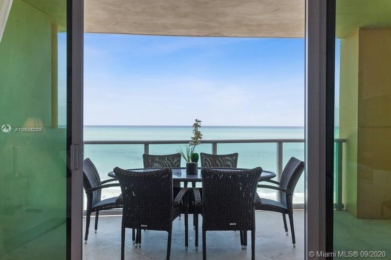Magnificent beachfront beauty in coveted Il Villaggio of South Beach. The private elevator will take