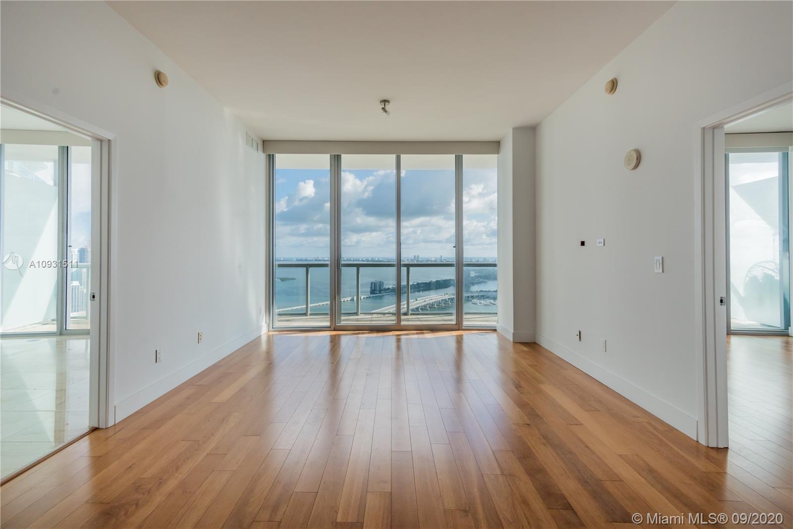 Impeccable 2 bedroom / 2 bathroom +half bathroom condo at Marina Blue. This unit features gorgeous C