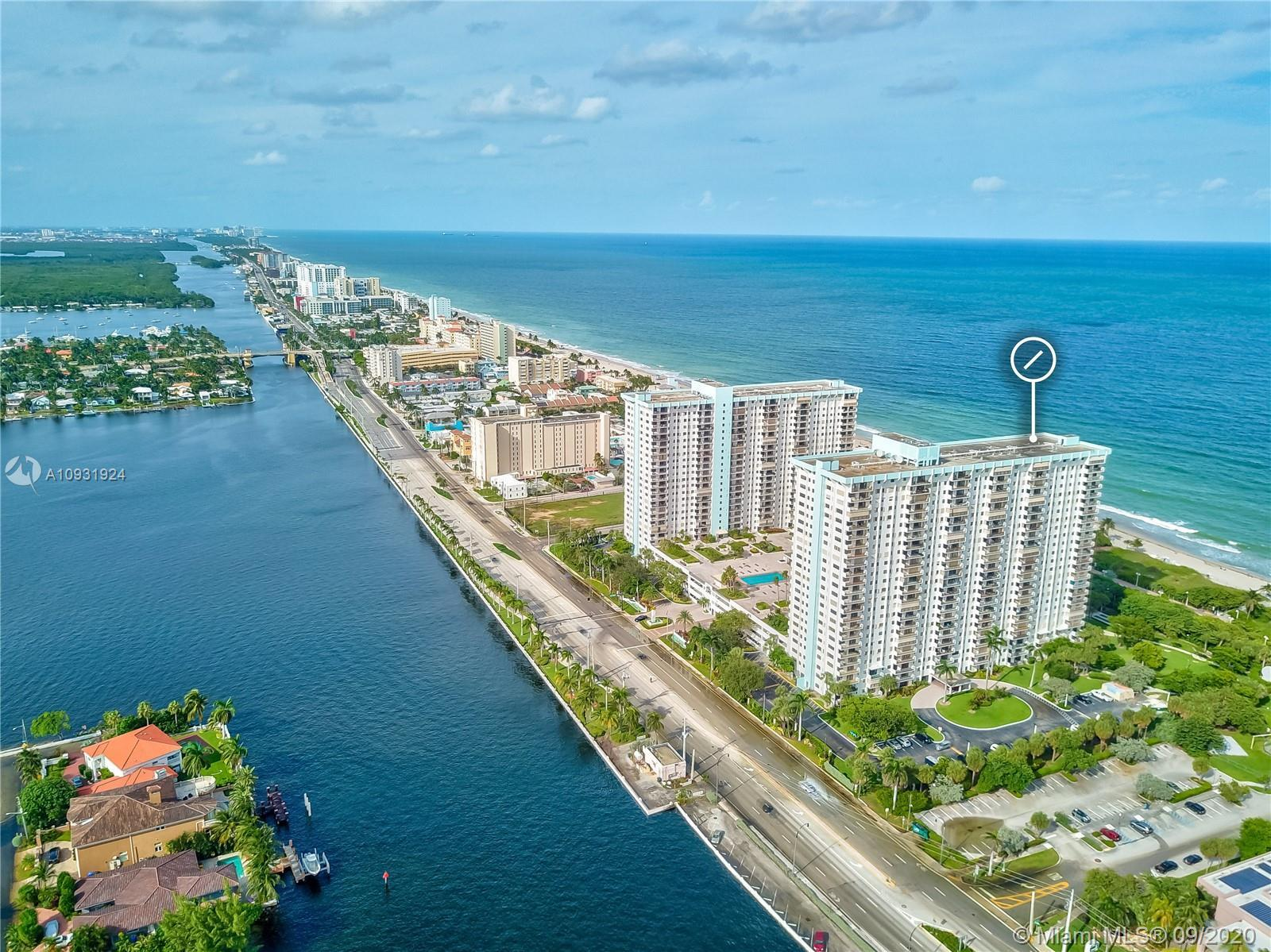 UNOBSTRUCTED OCEAN VIEWS FOR MILES! Rarely available, Summit NE Corner w/ amazing ocean, Intracoasta