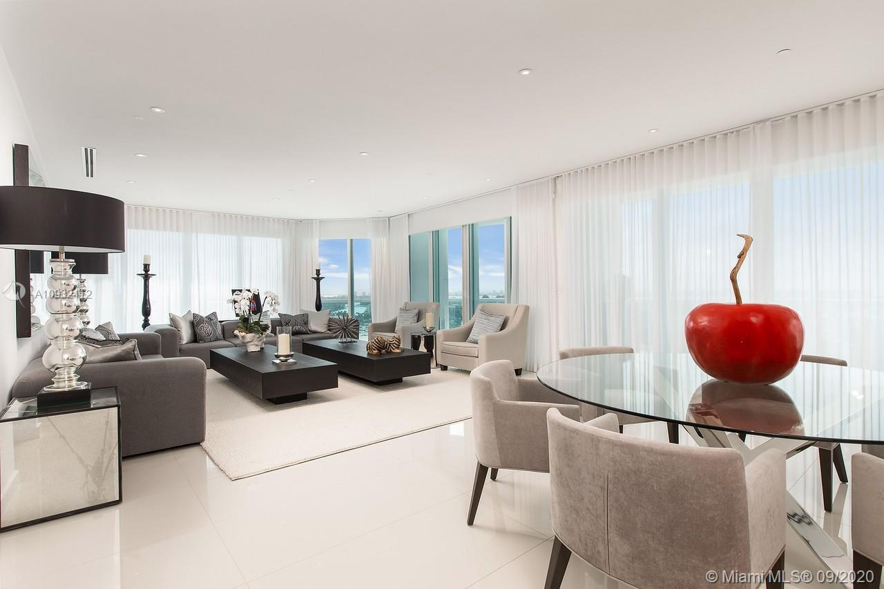 THE PALACE-PRESTIGIOUS BUILDING IN EXCLUSIVE BAL HARBOUR. THIS COMPLETELY REMODELED APARTMENT IN 201