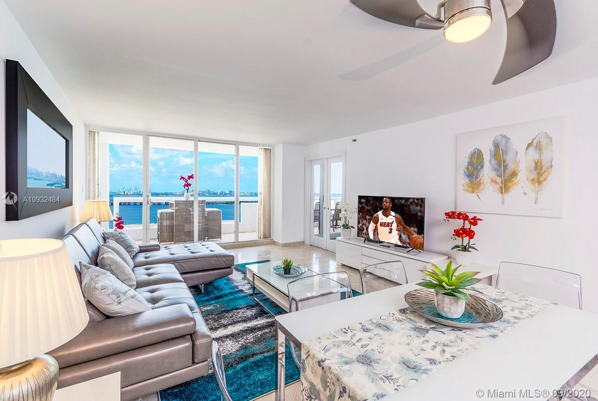 Price to Sell Fast - 1600sf Designer Recently Remodeled and Fully Furnished... Breathtaking water vi