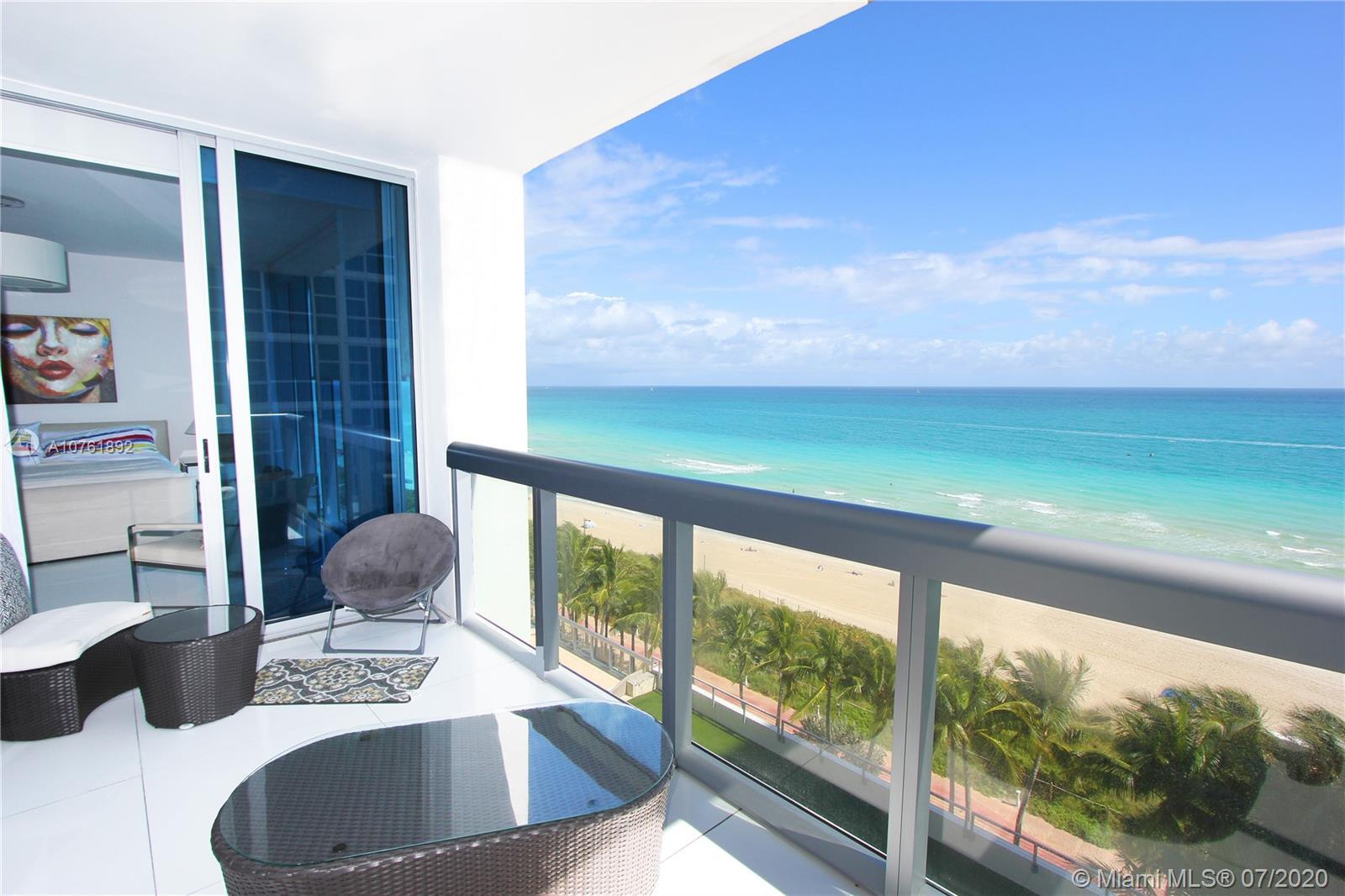 BEST OCEANFRONT 2 BEDS   2 BATHS AND FULLY FURNISHED OPPORTUNITY AT CARILLON. Oceanfront residence o