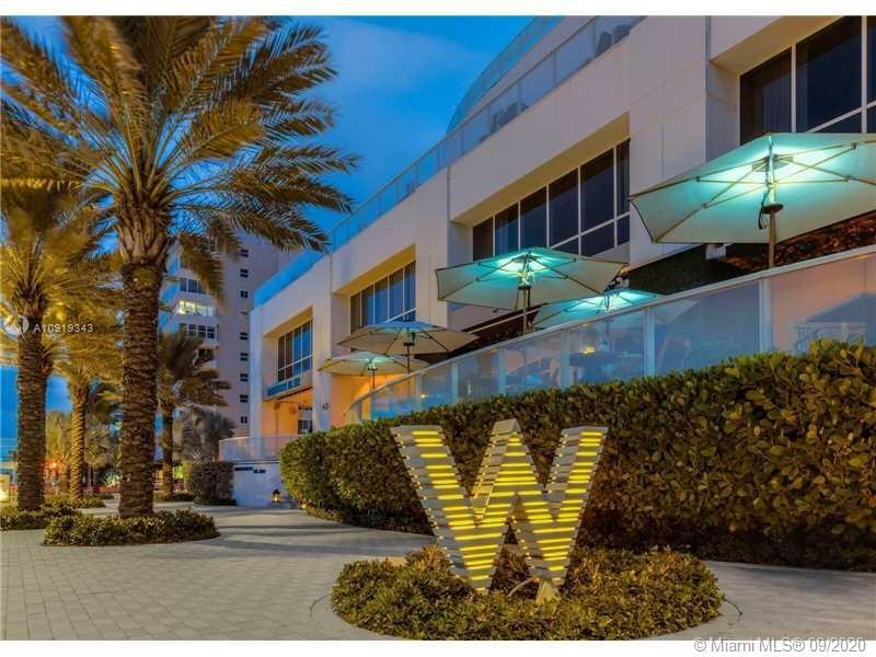 The Residences at W Fort Lauderdale is located in one of the world's most vibrant districts, W Fort