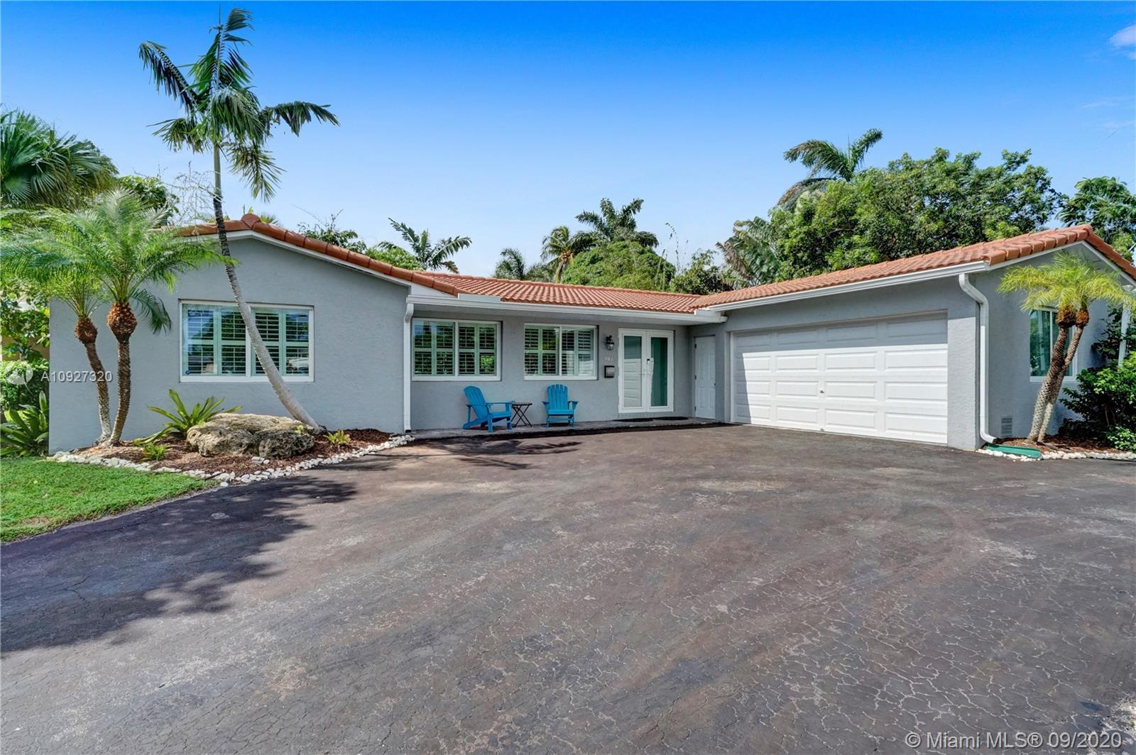 Rarely available home located in Ft Lauderdale's Citrus Isles with  Ocean Access and No Fixed Bridge