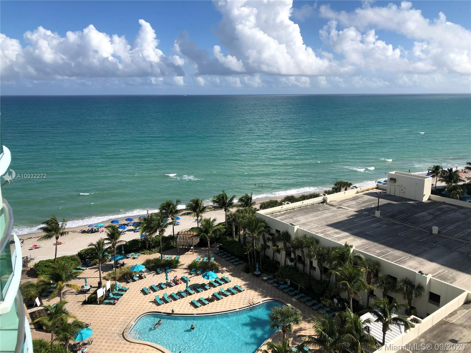 MID-LUXURY 1BR/1BA CONDO ON THE BEACH WITH A DIRECT SE OCEAN VIEW. THIS UNIT HAS BEEN COMPLETELY UPD