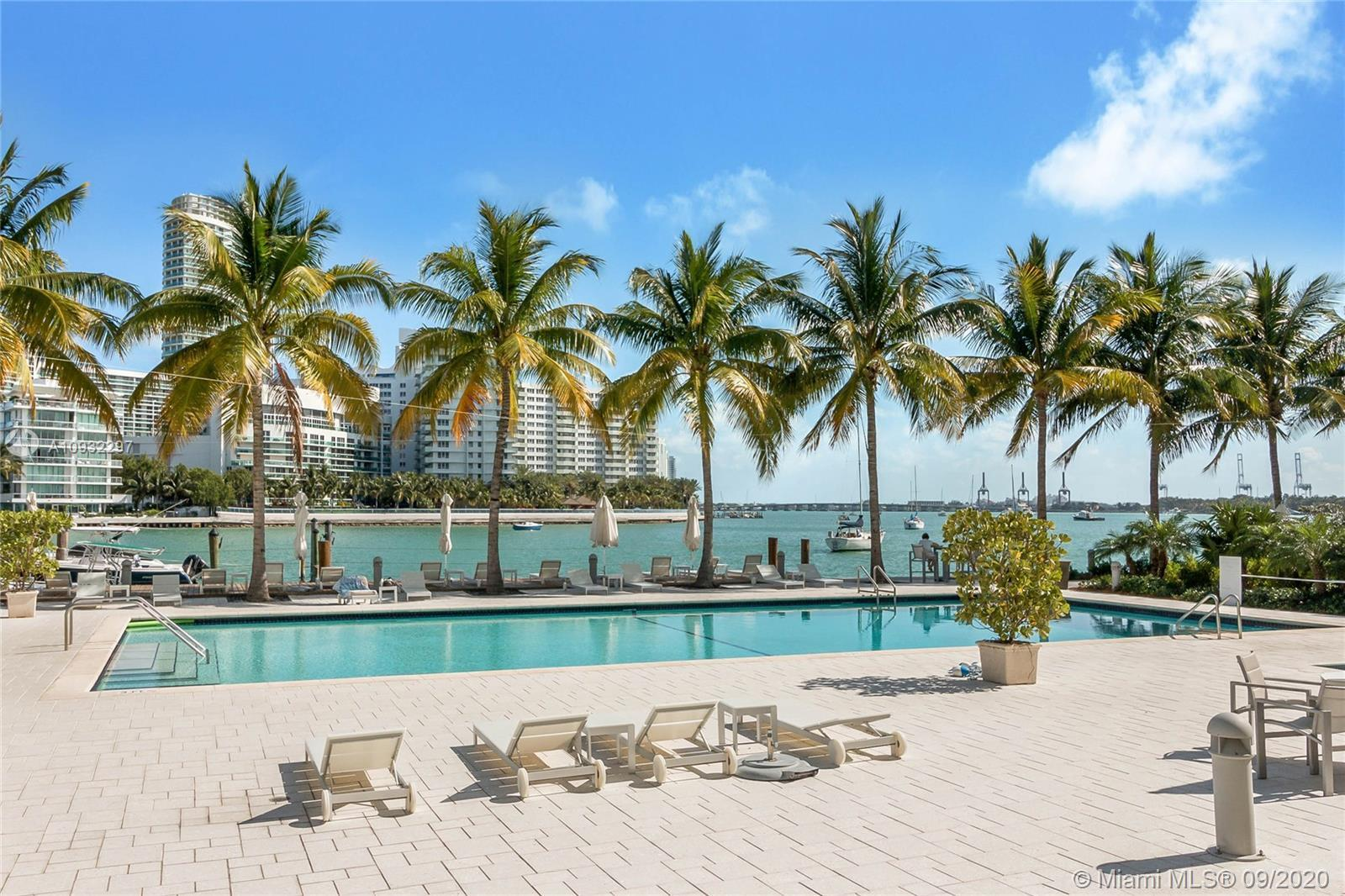 This 2 bed 2 bath corner unit has been completely upgraded. Impact windows,  Large open kitchen has