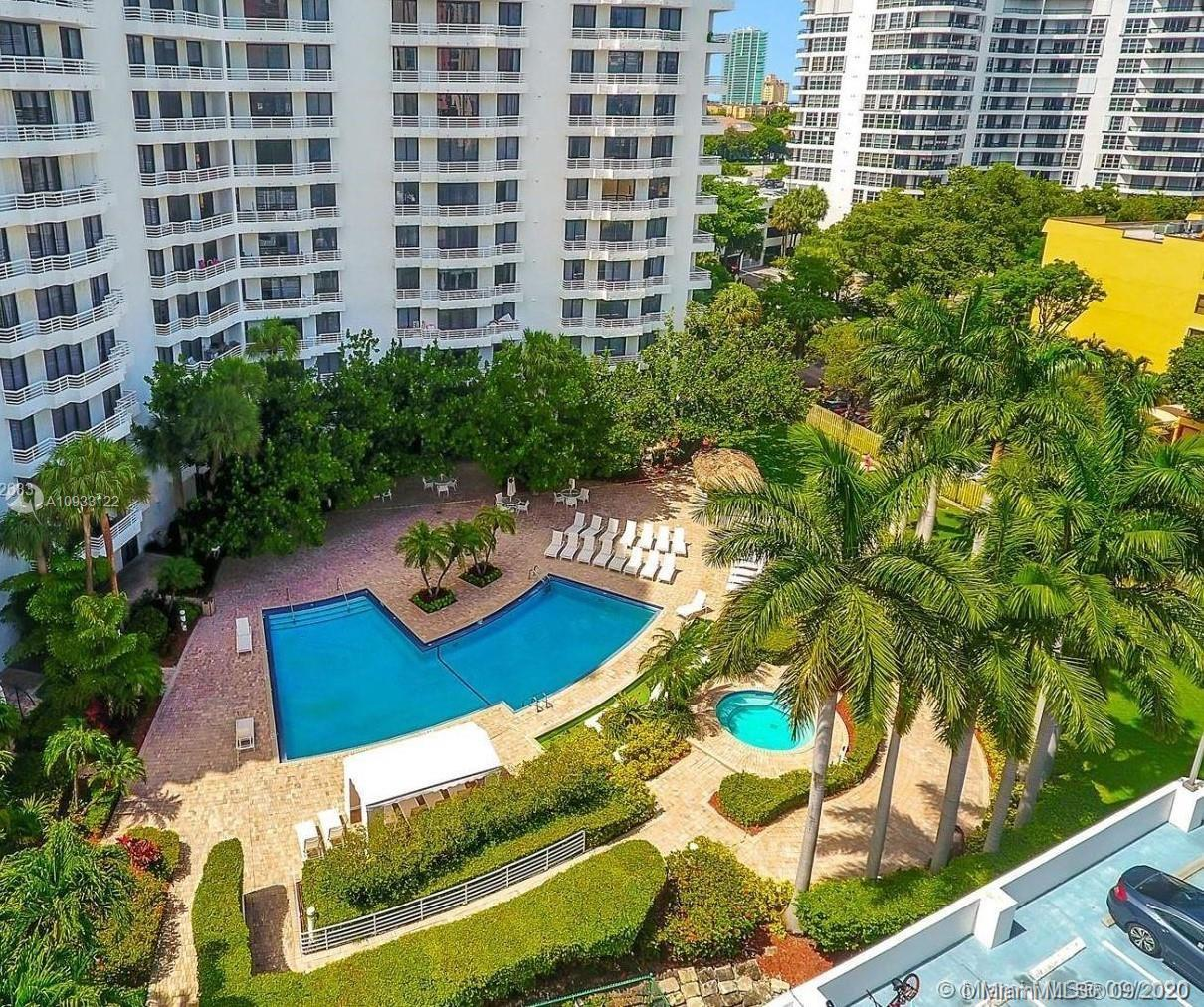 SPACIOUS & COMFORTABLE 2/2 UNIT IN THIS VERY WELL MANAGED CONDOMINIUM CENTRALLY LOCATED IN THE HEART