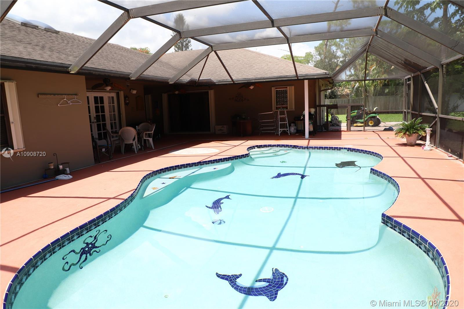 THIS IS THE OPPORTUNITY YOU HAVE BEEN WAITING FOR!-POOL HOUSE ON 1 ACRE OF LAND, OVER 3000 SQUARE FE
