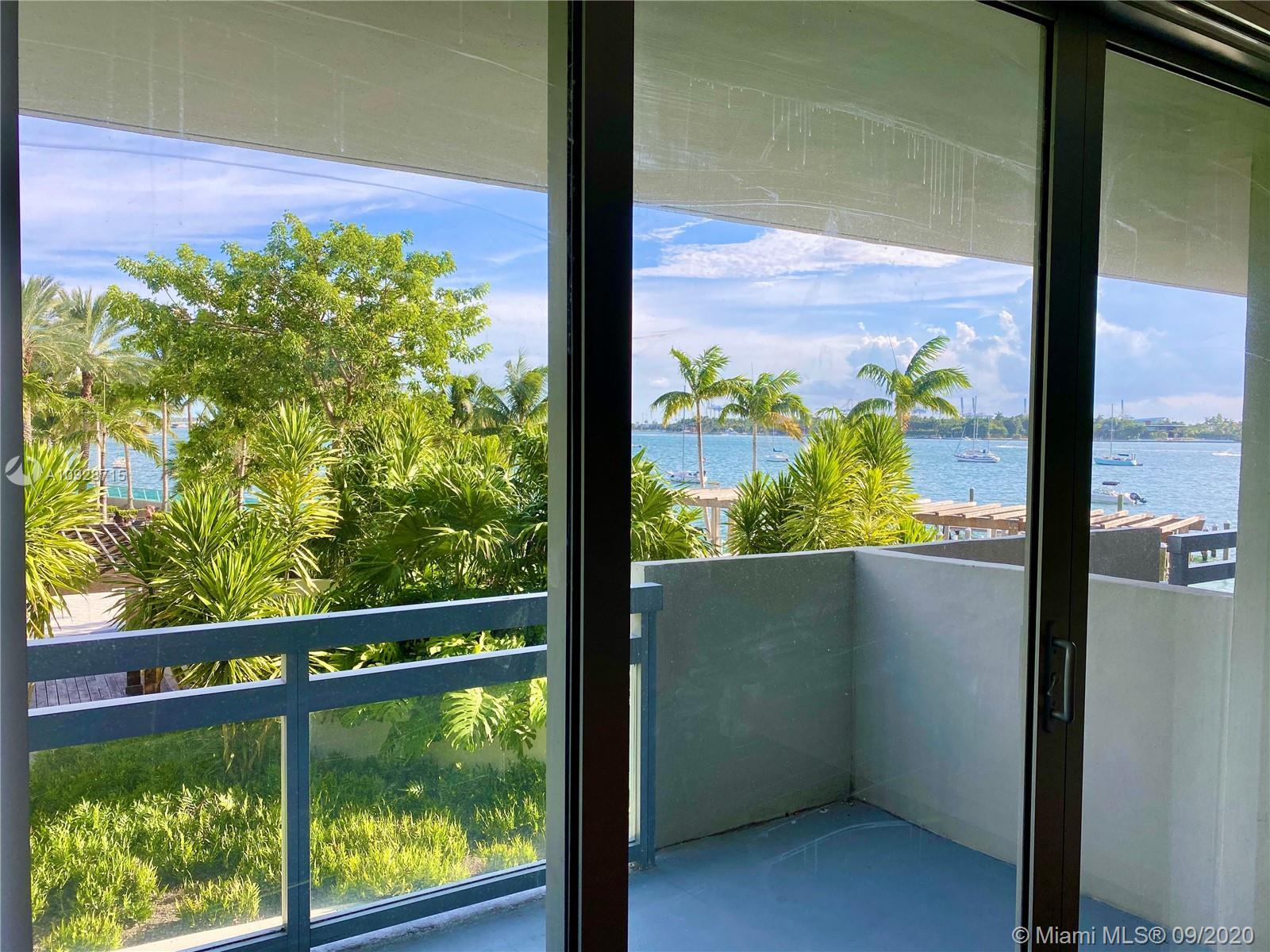 Beautifully 2 Bedrooms apartment with large kitchen. Unique unit with large balcony and BREATHTAKING