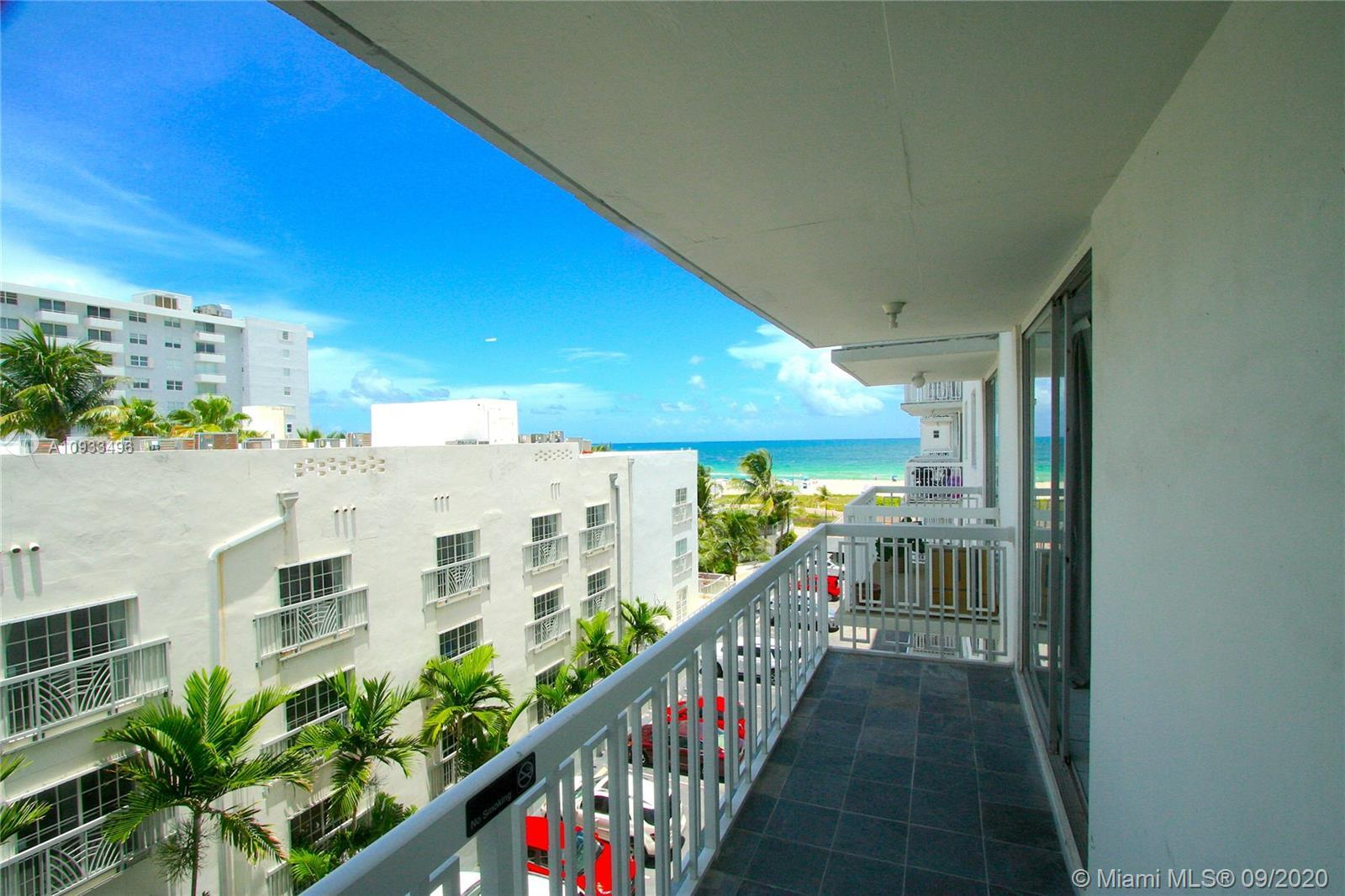 THE BEST PRICED OCEANFRONT 2BR CONDO IN SOUTH BEACH.  THIS IS THE PERFECT CONDO TO LIVE IN OR RENT O