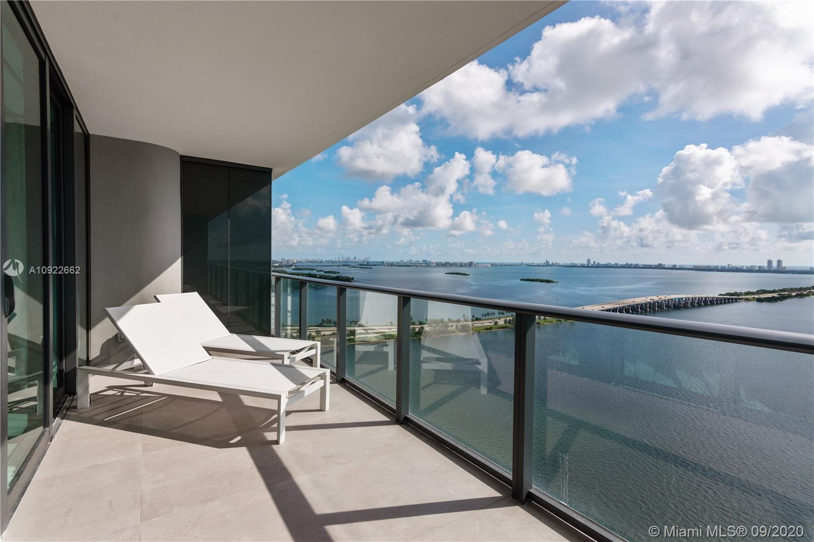 Resort-style living at its best! Italian-style apartment with high-end finishes designed by world-re