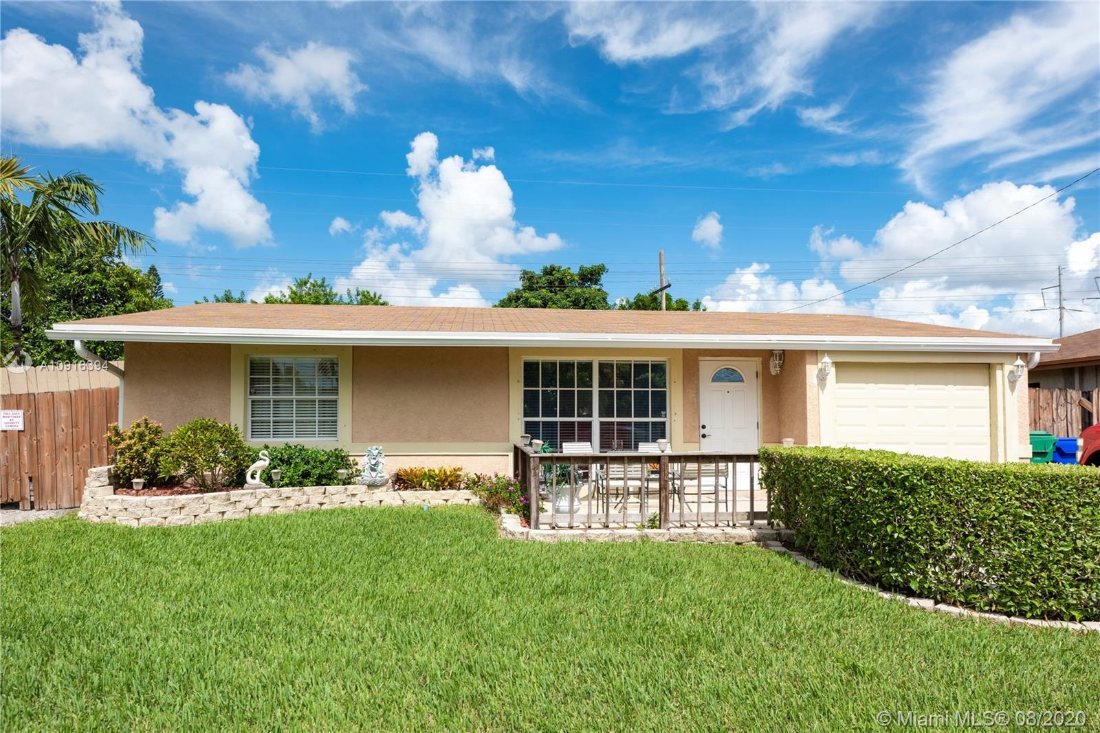 Bright and sunny with lots of new upgrades this 2BR/1BA with 1 car garage will not last long. Locate