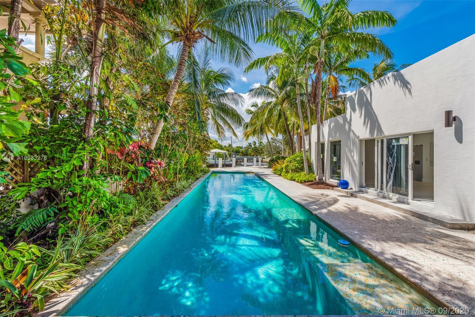 Welcome to your own water sanctuary! This newly renovated private oasis offers a rare layout and pri