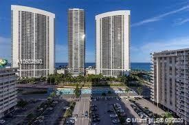 Great Unit just in front of Hallandale Beach.  All updated.  New Baths, kitchen and dining.  All bra