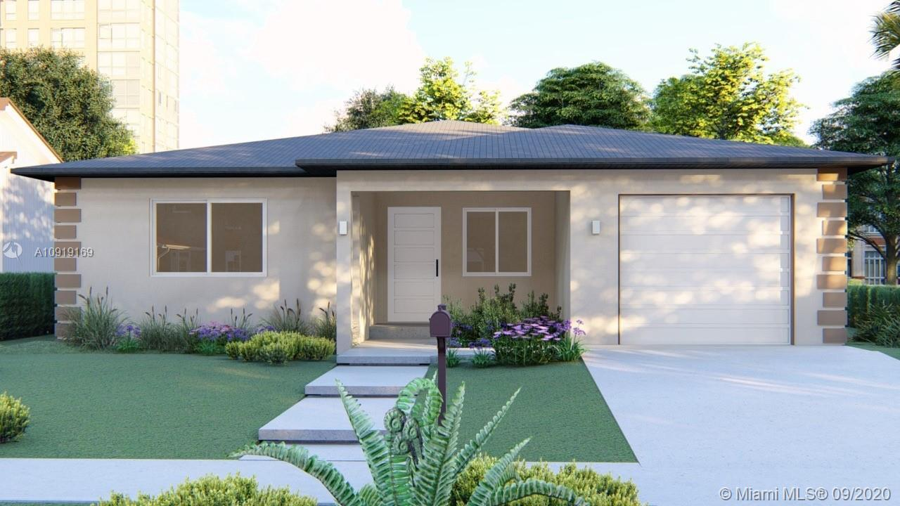 NEW CONSTRUCTION of 1,900 SF. 3 Bedrooms + 2 Bathrooms, 1 Car Garage. Built in 2020. Master Bedroom
