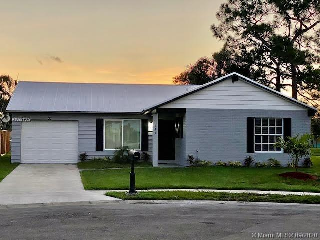 Newly Permitted addition to this home makes it a 4 bedroom 2 bath home with 1459 under air and 1812
