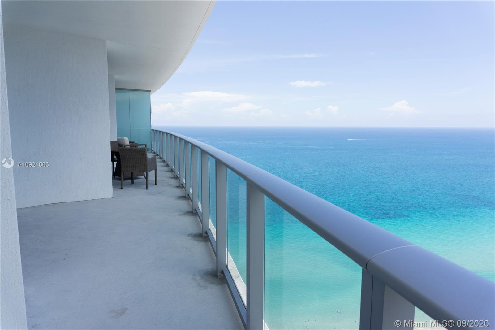 Wrap Around Balcony with Ocean views and City and canal Views . Unique apartment layout costumized
