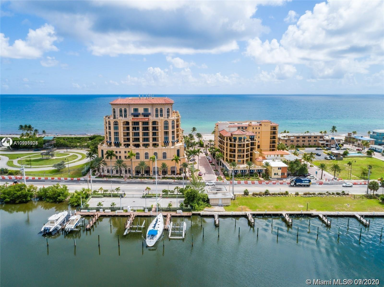 Rarely available 3/3.5 Penthouse with unobstructed ocean views. Socially distance in the sky with lo