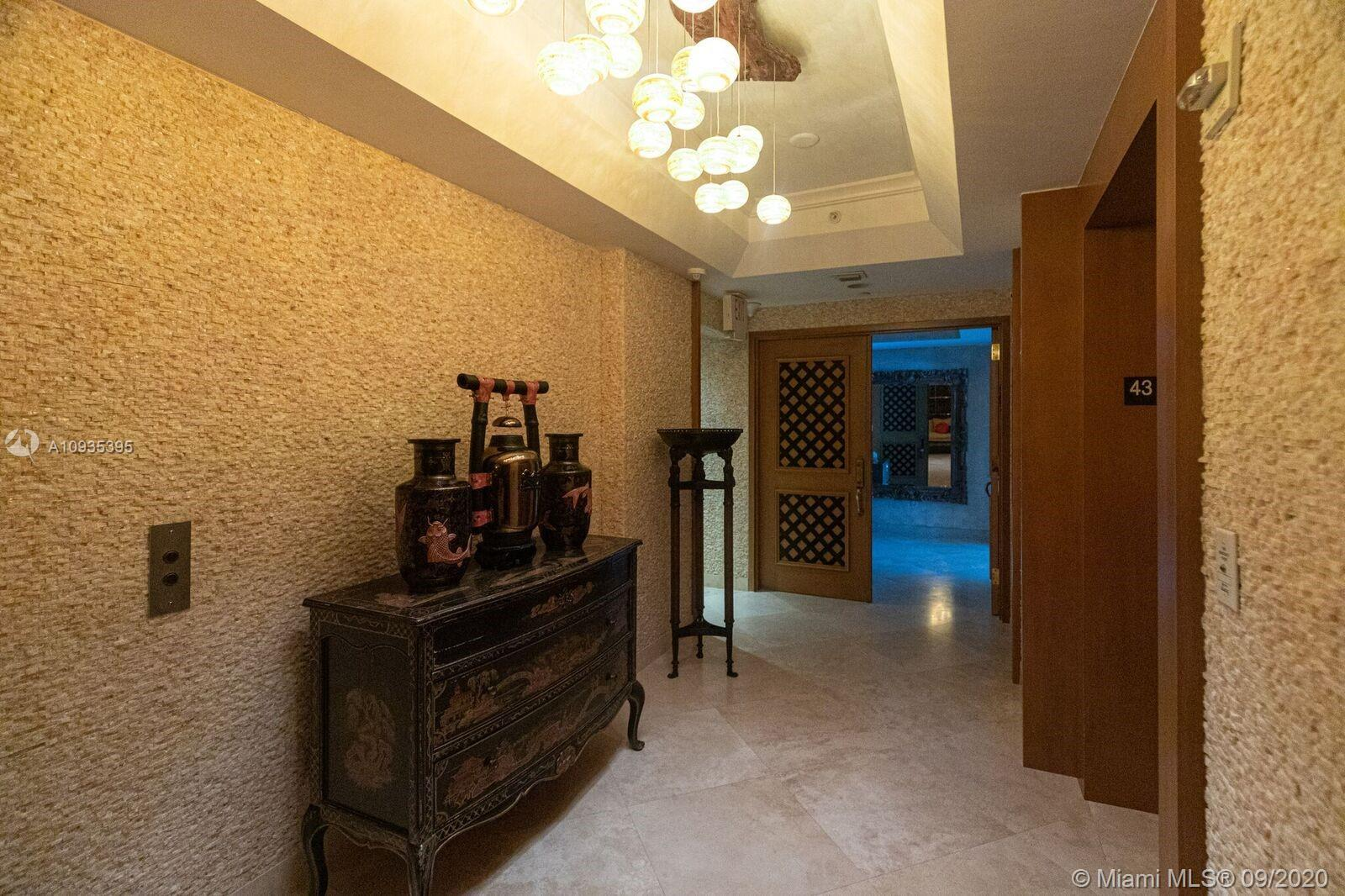 A PALACE IN THE SKY. UNIT IS A COMBINATION OF #03 AND #04 LINES. 5 BDR AND 6 1/2 BATH APT. MARBLE &